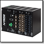 N-Tron Series Compact NT24K All-Gigabit Managed Switches