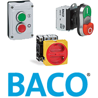 BACO Pushbutton and Disconnect switches