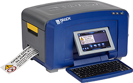 Brady BBP35 Sign and Label Printer