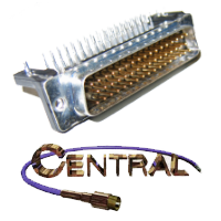 Central Components Logo and Products