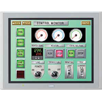 Idec Operator Interface Touch Screen