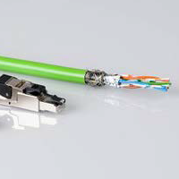 Lutze AWM 600V Rated Ethernet Cables