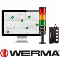 WERMA Logo and Products